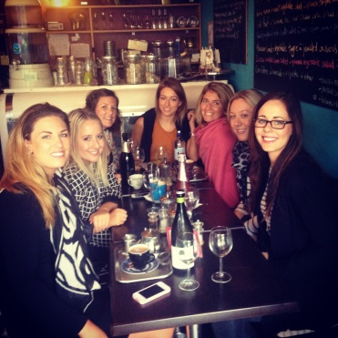 25/4/14 - Anzac Day Brunch with the girls.